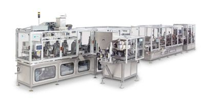 Medical device assembly systems, Medical device assembly machinery